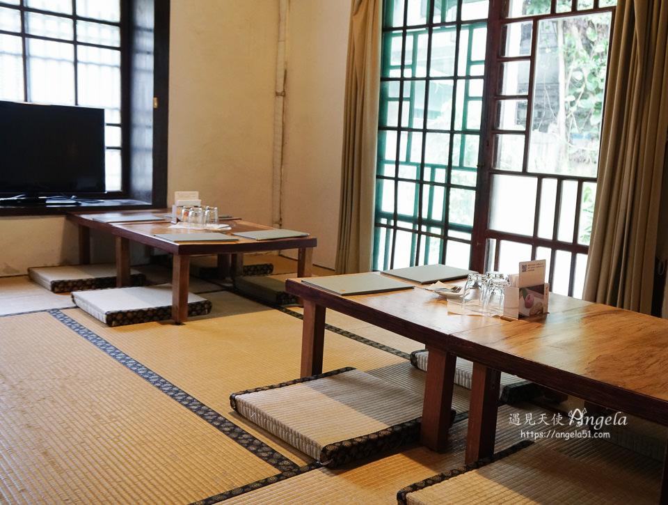 青田街日式老宅餐廳青田七六
