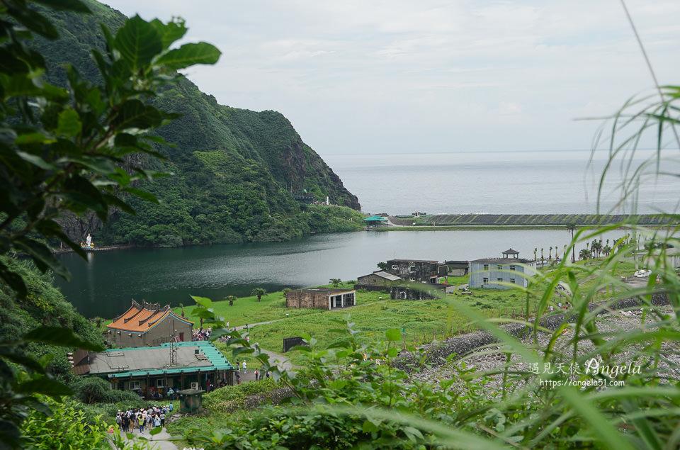 龜山島龜湖