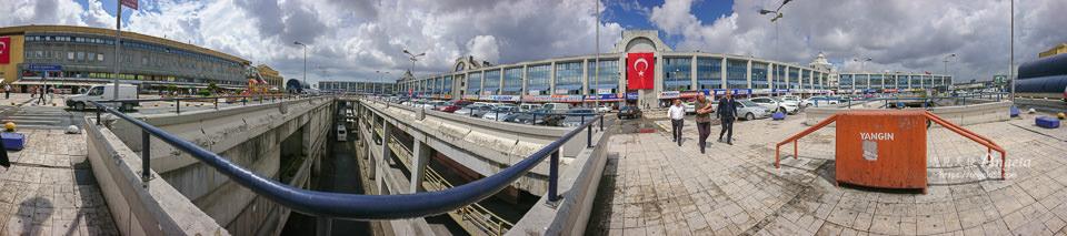 伊斯坦堡長途巴士總站