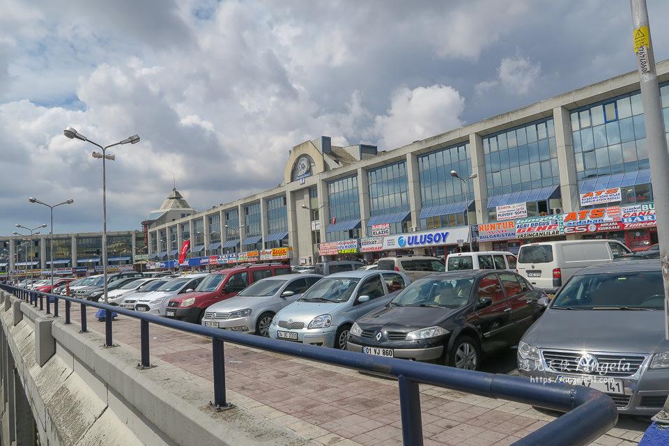 otogar伊斯坦堡長途巴士總站