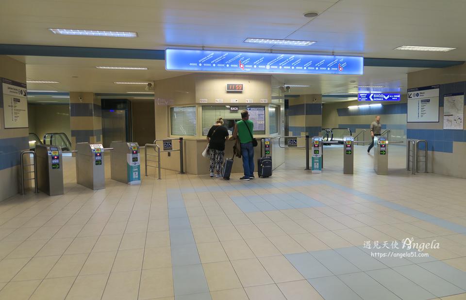 sofia 地鐵站購票