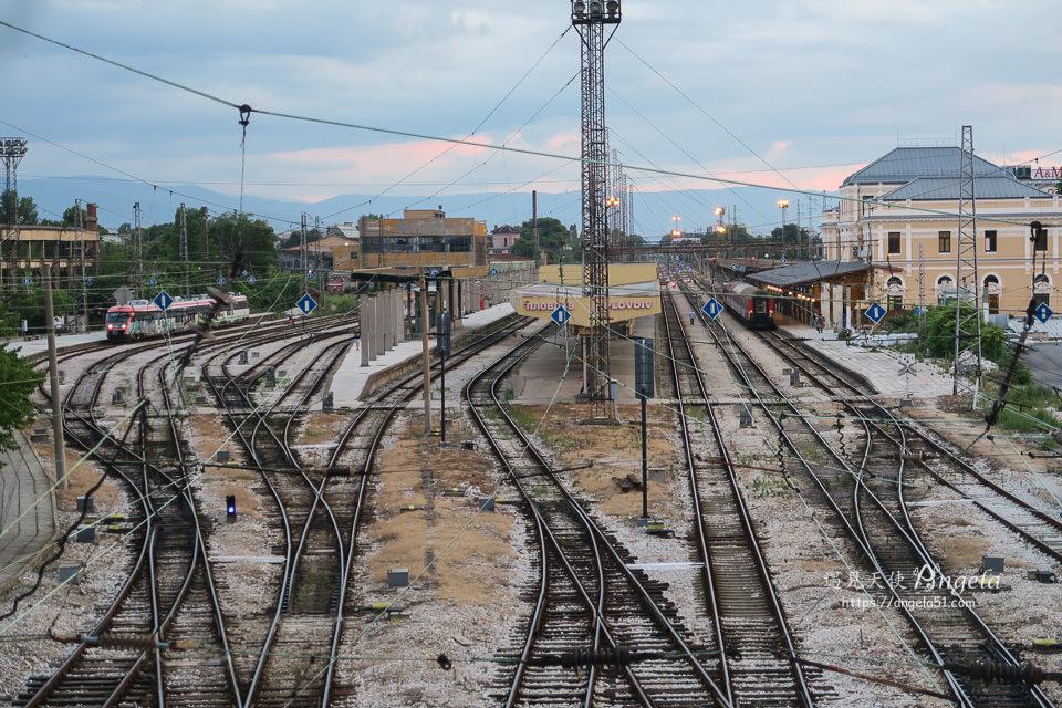 plovdiv 中央火車站