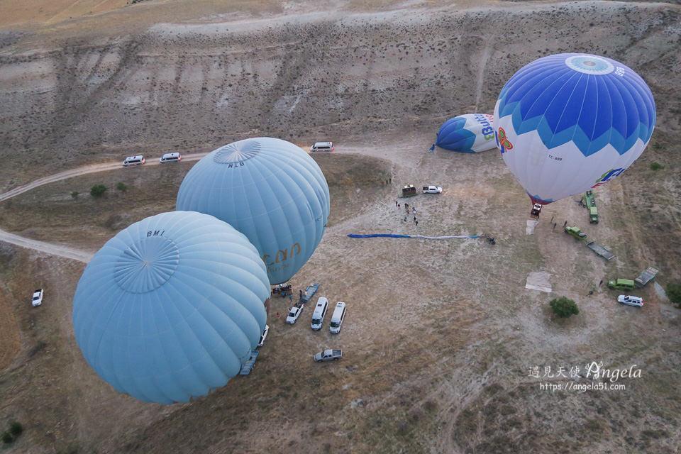 土耳其熱氣球公司推薦
