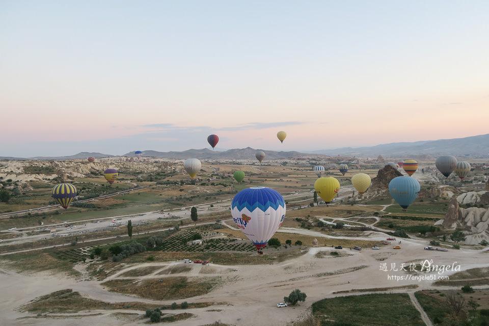 土耳其熱氣球公司