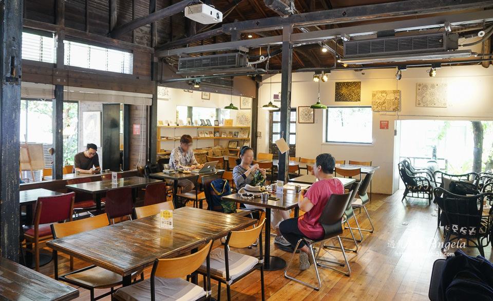 台北日式老屋咖啡廳