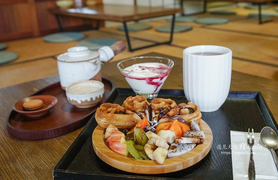 西門町下午茶日式茶屋八拾捌茶輪番所