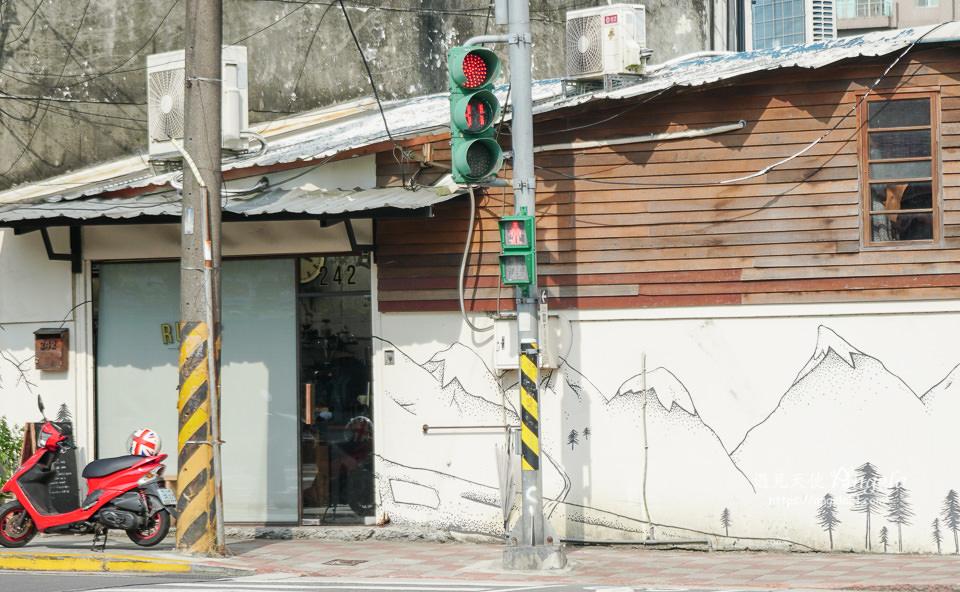 木柵廢墟咖啡