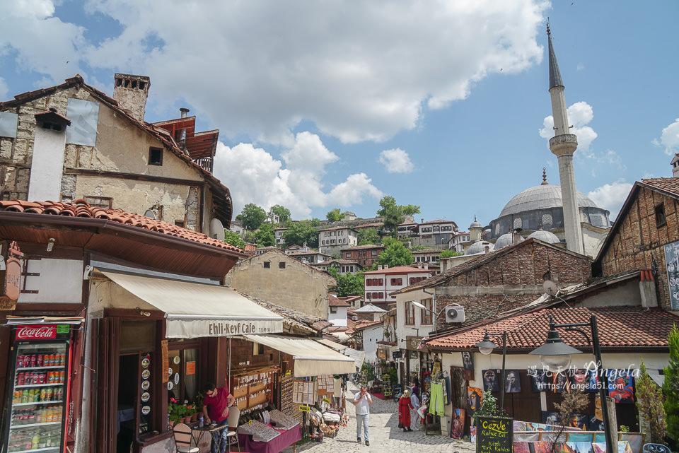 番紅花城Safranbolu