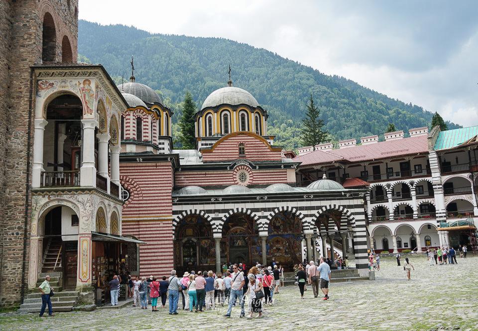 sofia里拉修道院