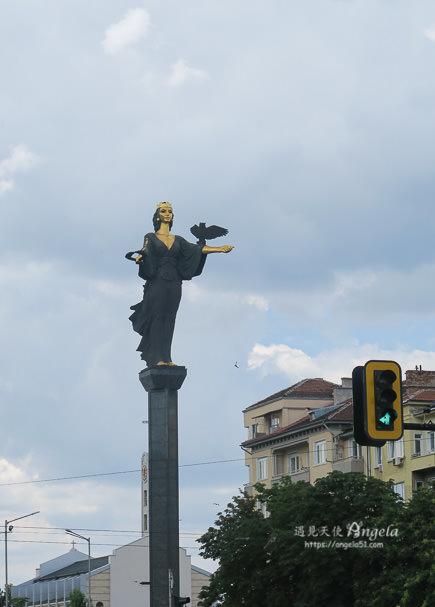 Saint Sofia Monument