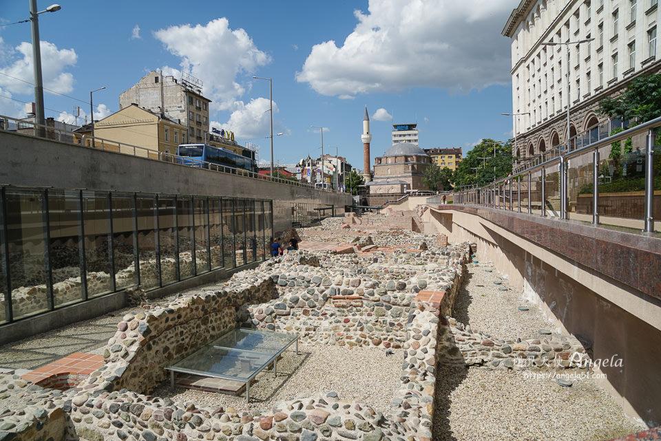 保加利亞索菲亞舊城區景點