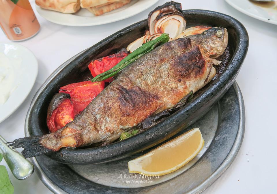 代尼茲利美食特色餐廳魚料理