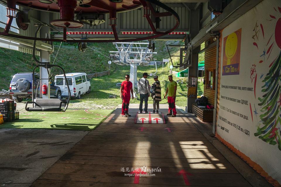 保加利亞里拉七湖纜車