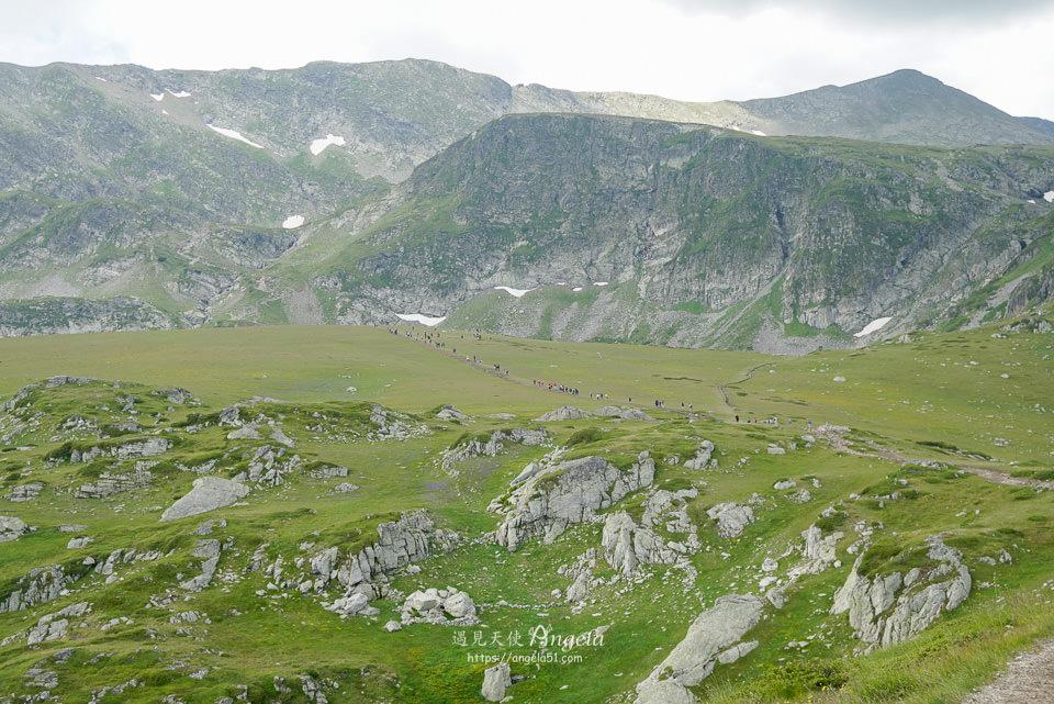 保加利亞里拉七湖健行