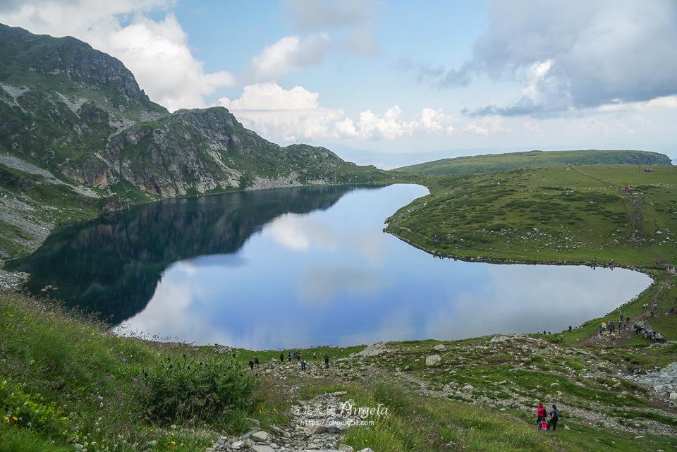 保加利亞里拉七湖