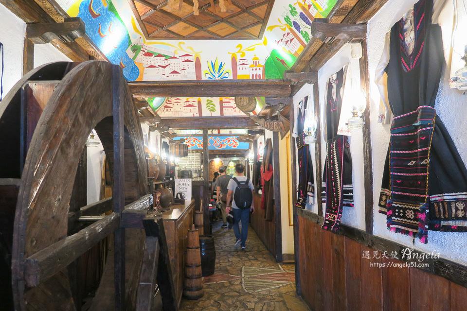 The Hadjidragana tavern