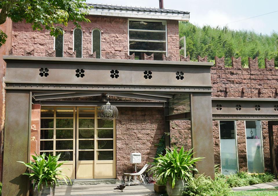 三義景觀餐廳漫步雲端森林廚房