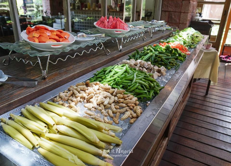 三義景觀餐廳漫步雲端森林廚房自助沙拉吧