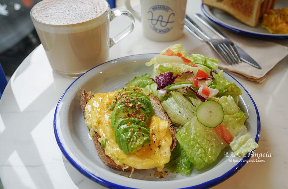 大安森林早午餐餵我早餐