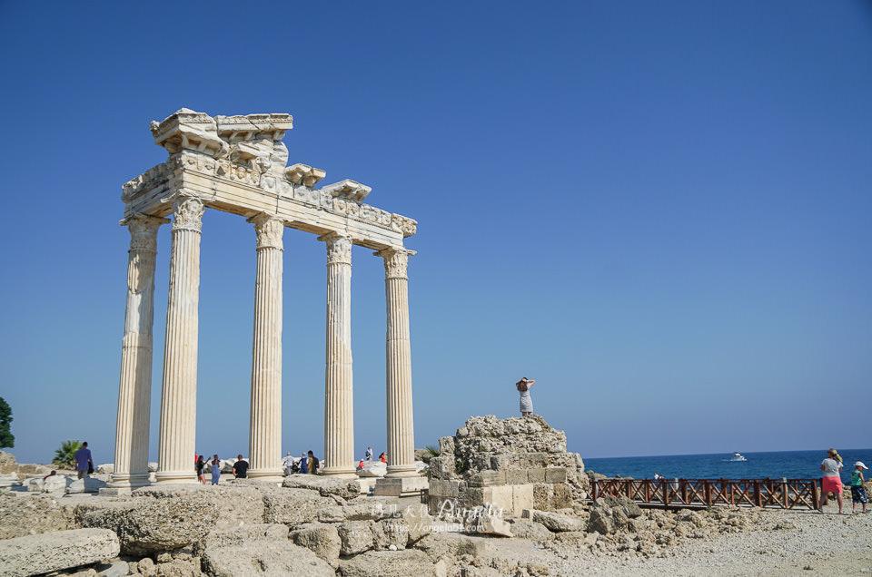 土耳其西代side古蹟景點