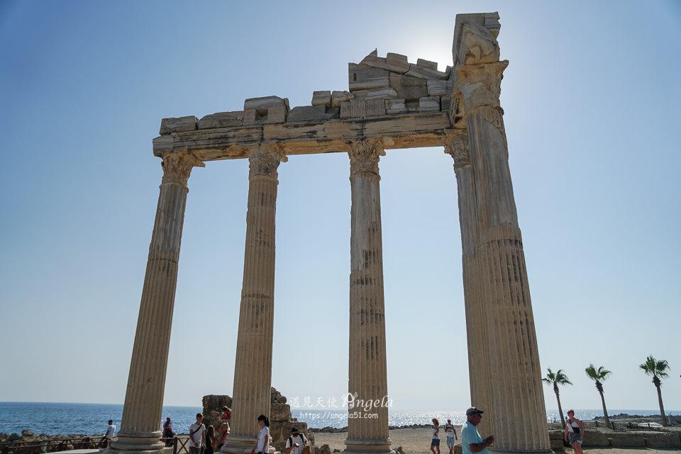 西代side海邊古羅馬遺跡