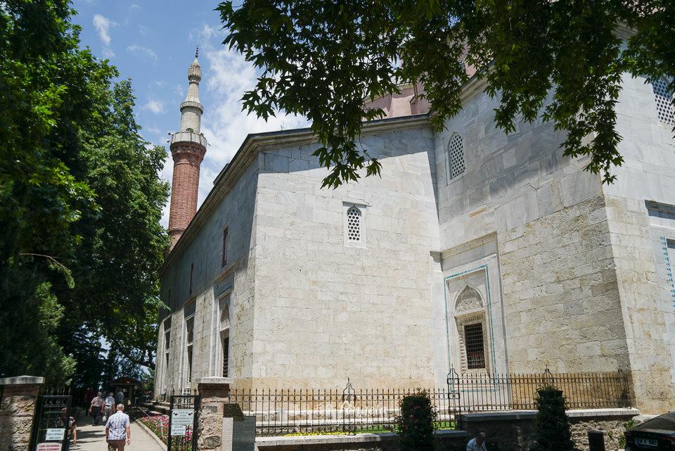 bursa藍色清真寺