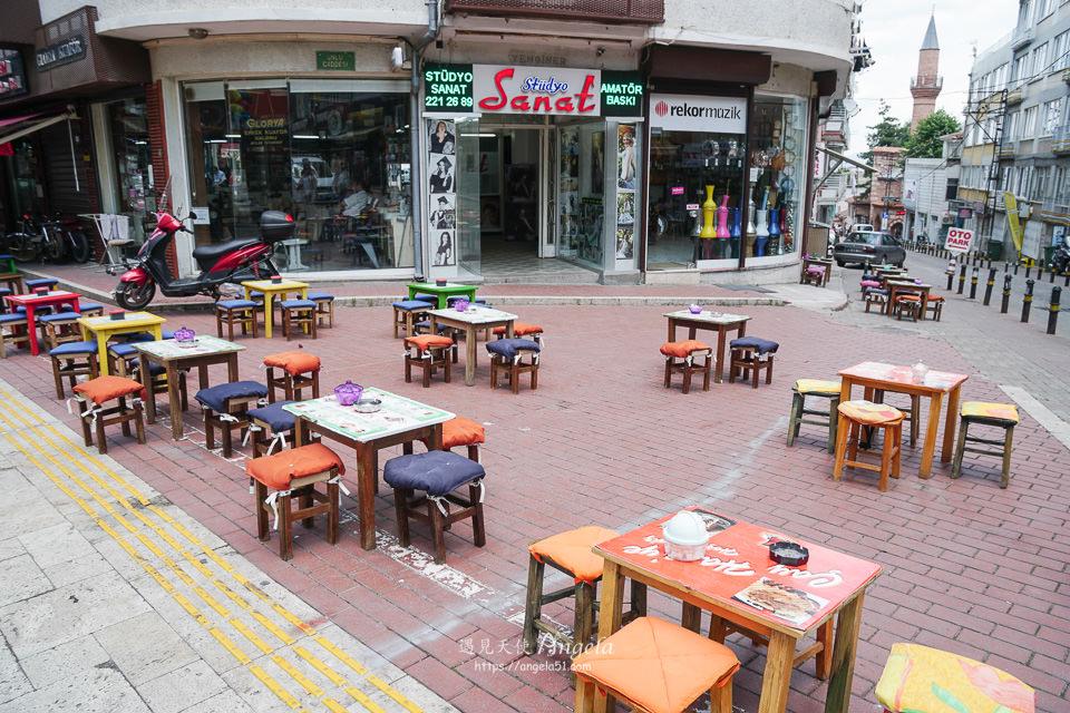 土耳其布爾薩bursa市區