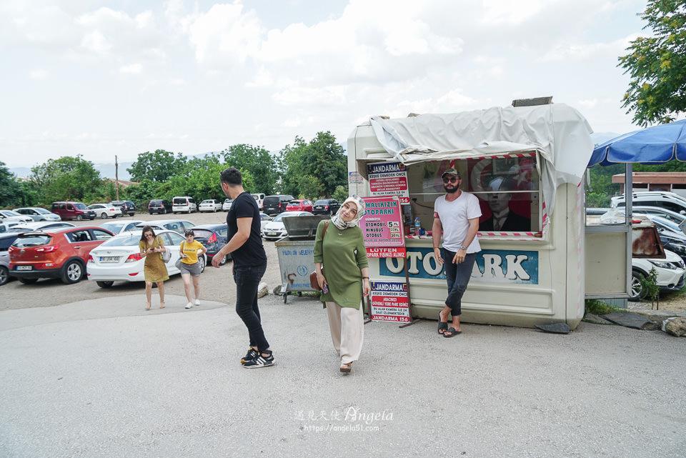 布爾薩鄂圖曼山城Cumalıkızık停車場