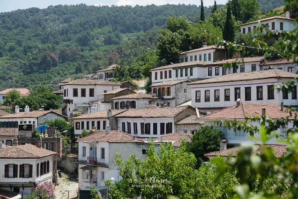 土耳其小番紅花城 Sirince