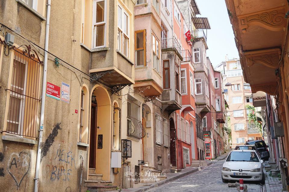 伊斯坦堡balat文青區