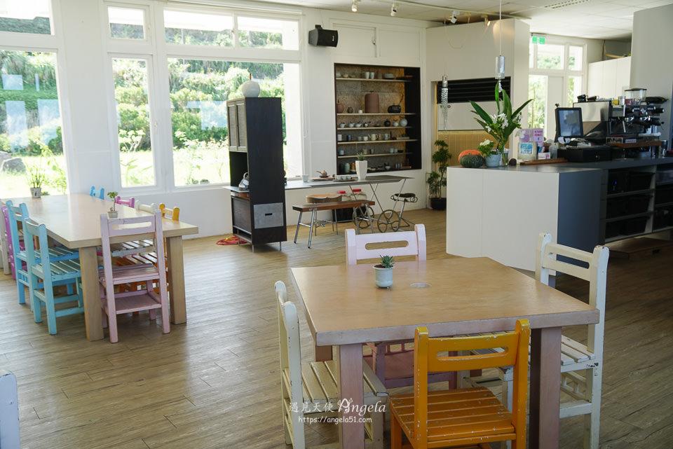 北海岸秘境國小咖啡館