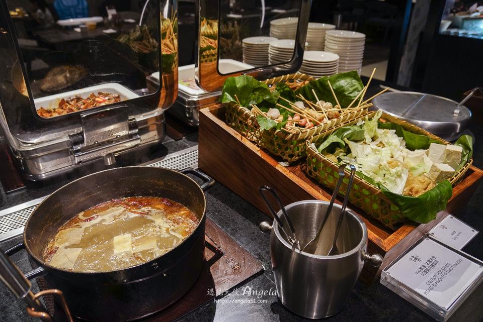 寒沐溫泉飯店自助餐