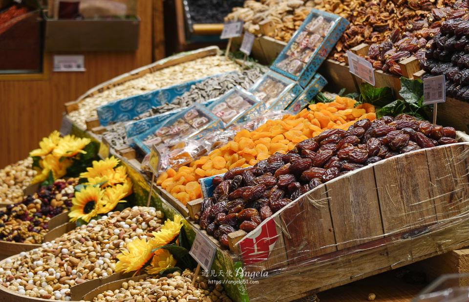 伊斯坦堡香料市集