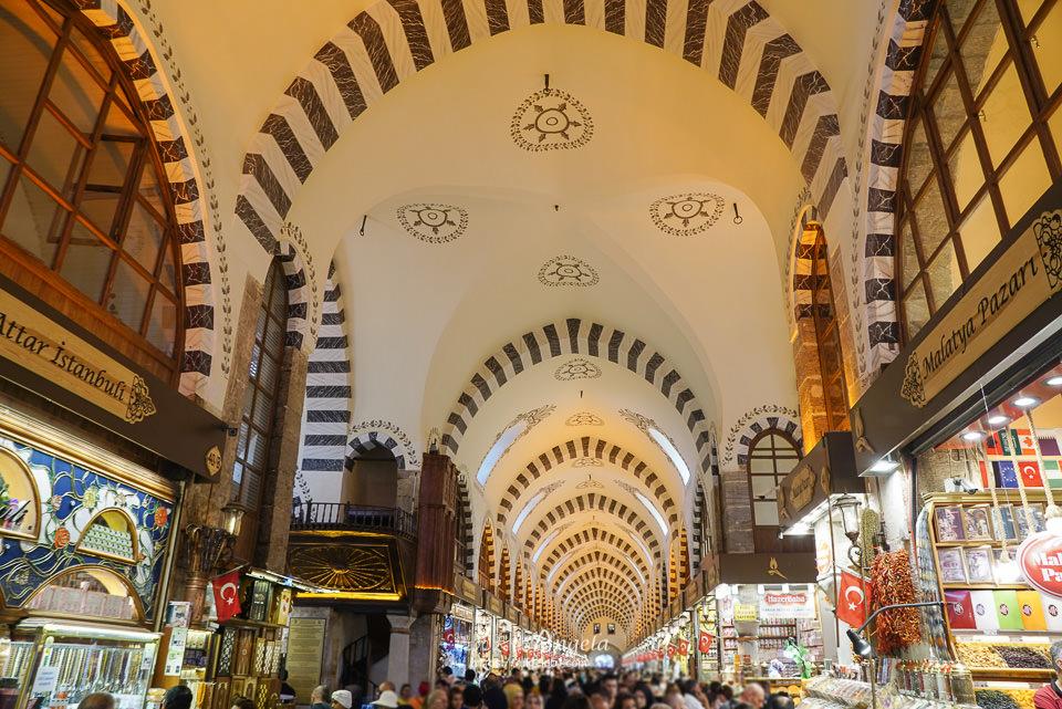 伊斯坦堡埃及香料市集