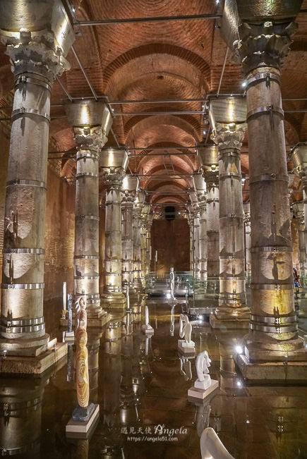 伊斯坦堡地下水宮殿狄奧多西地下水宮殿