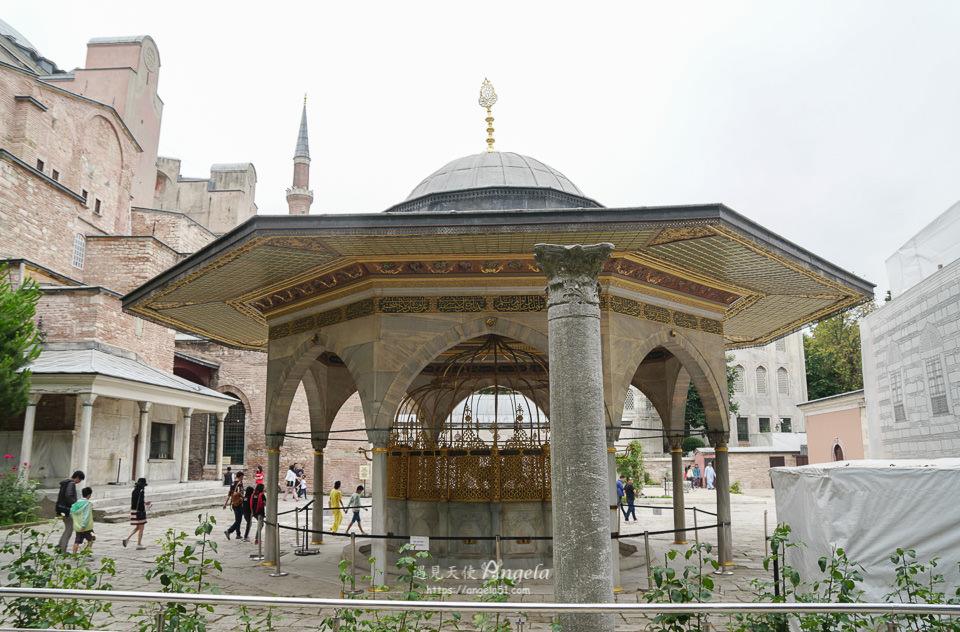 伊斯坦布爾聖索菲亞大教堂