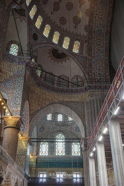伊斯坦堡藍色清真寺