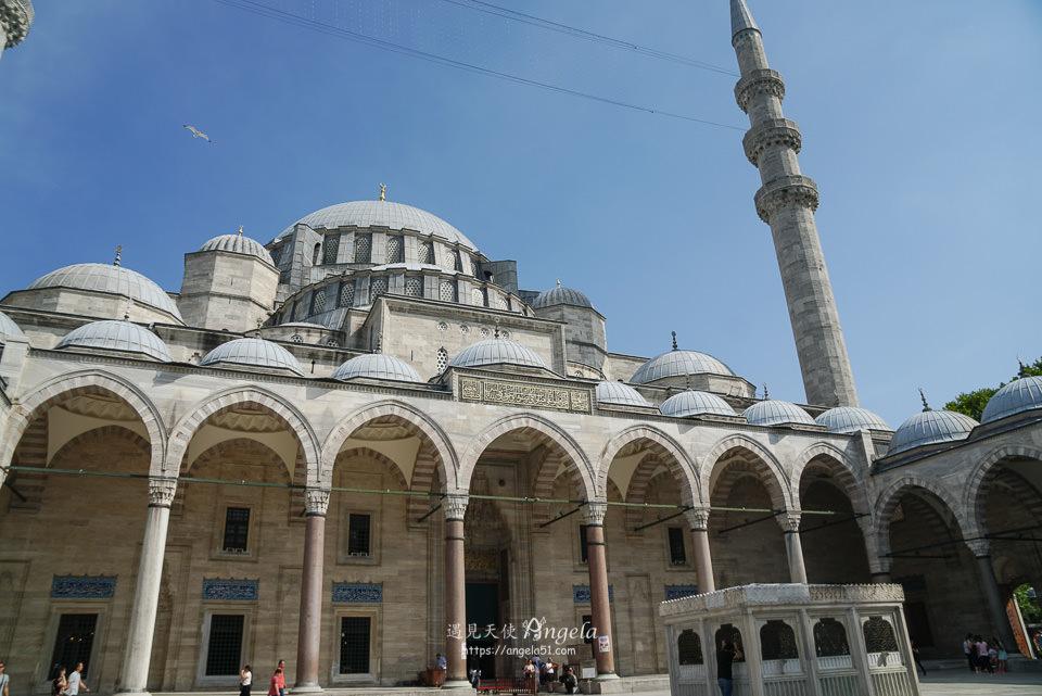 土耳其白色清真寺