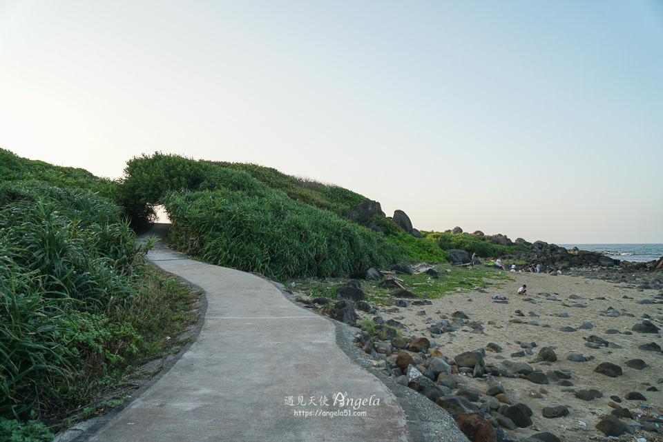 麟山鼻濱海步道