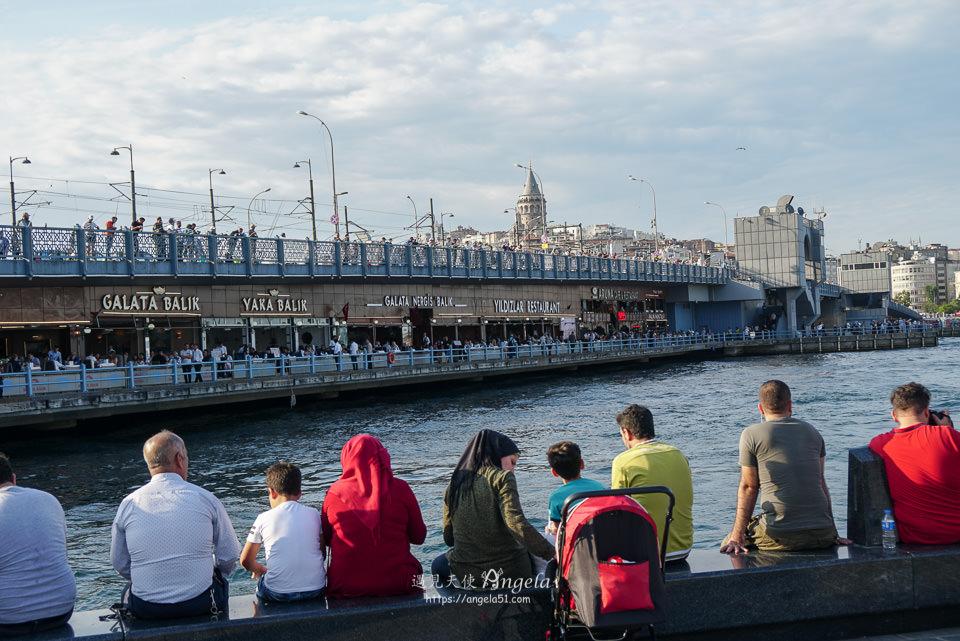 伊斯坦堡加拉塔大橋