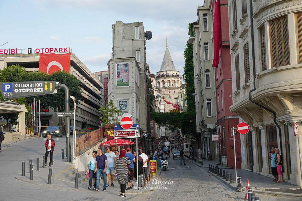 Istanbal新城區景點