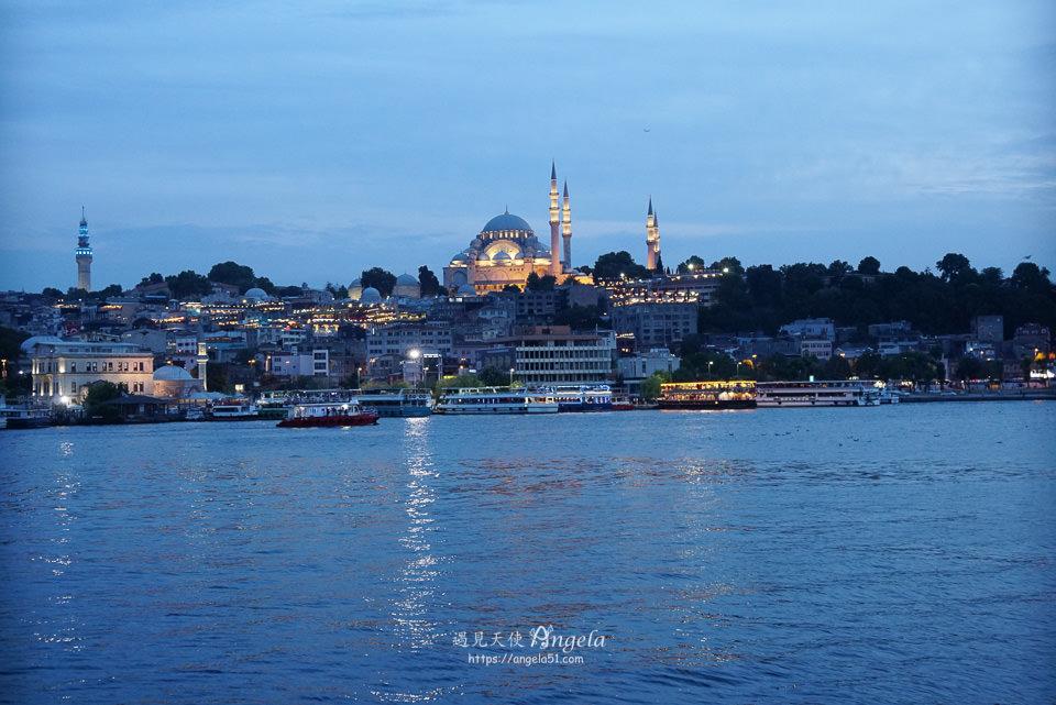 Istanbal夜景