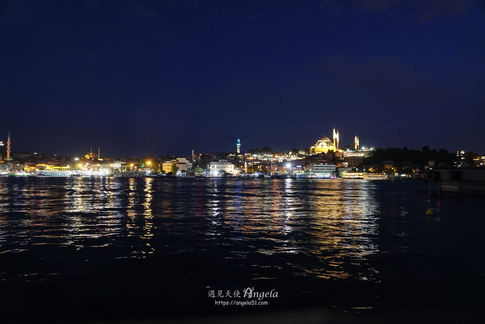 伊斯坦堡夜景