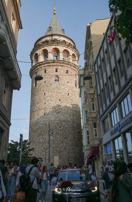 Istanbal新城區必遊景點