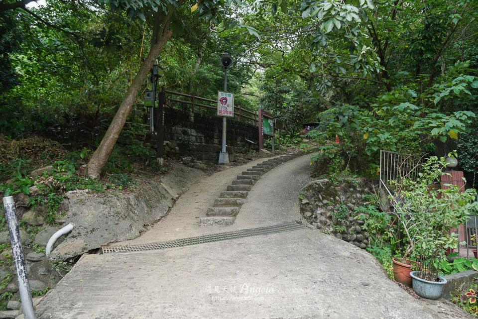 金面山步道登山口