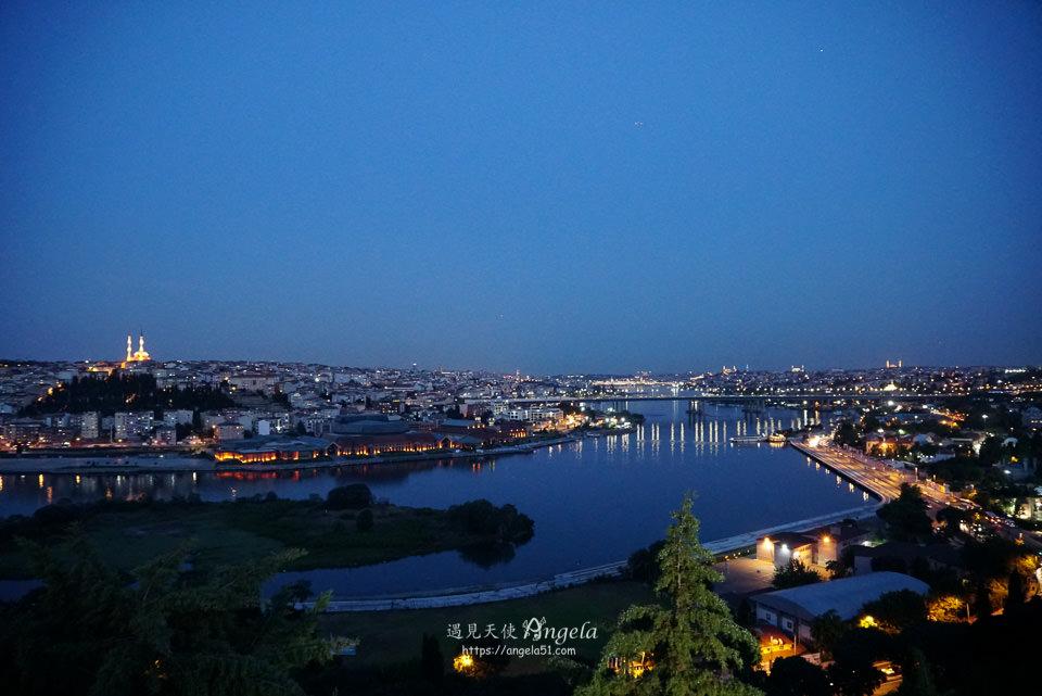 金角灣夜景