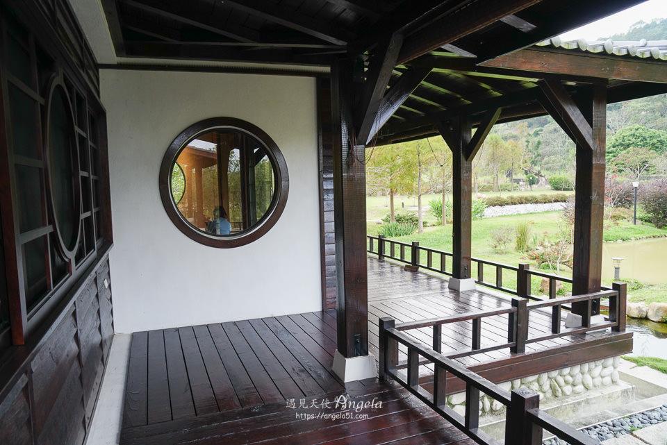 日式庭院景觀餐廳