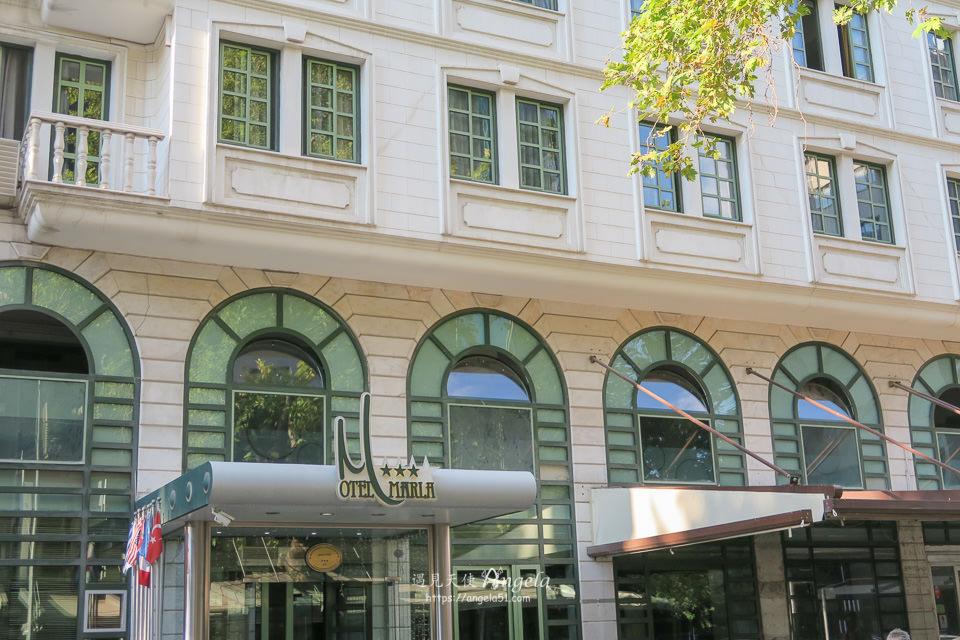 伊茲密爾住宿 Hotel Marla