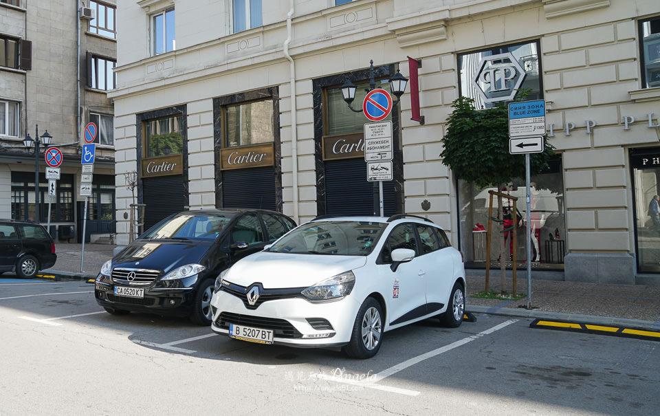 保加利亞租車注意事項