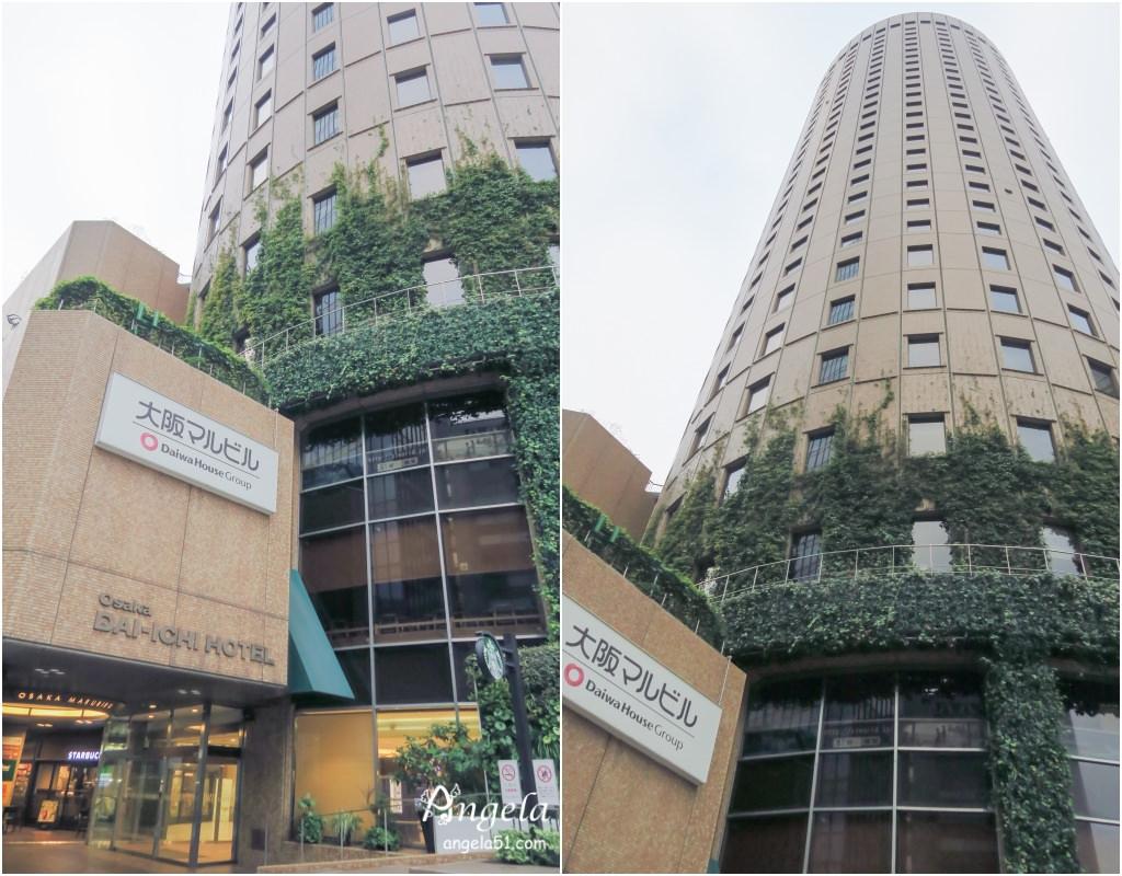 大阪住宿推薦大阪第一飯店近大阪站